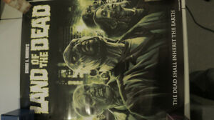 Land of the Dead Collector's Scream Factory Exclusive Poster