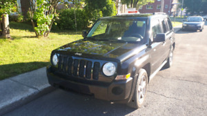 Jeep patriot north edition