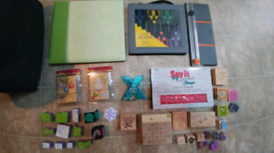 Art and craft supplies and tools