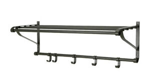 Ikea Hat Rack from guess room