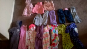 baby girl 6 to 12 monts clothes