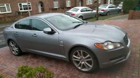 Jaguar xf 3.0d-s 275bhp premium luxury