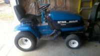 Looking to trade my Diesel Garden Tractor for a Pickup Truck