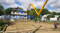 Affordable Concrete Pumping & Placing