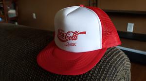 1980's Coca-Cola ball cap
