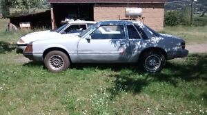 1984 Ford Mustang none Coupe (2 door)