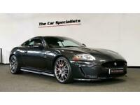 "Jaguar XKR 75th ANNIVERSARY 1 OF 20 5.0 SUPERCHARGED 20"" ALLOYS FULL SOFT BOWERS"