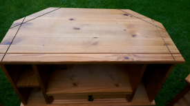 Set of pine Living room furniture