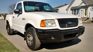 Ford Ranger edge propre