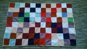Hand Crafted Baby Quilt