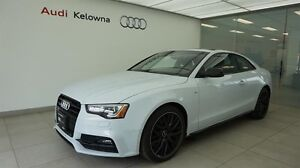 2016 Audi A5 2.0T Technik Plus quattro 6sp Cpe