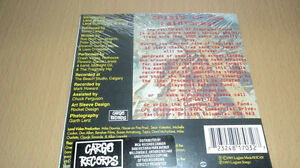 new unreleased daniel lanois  tragicaly hip cd. limited quantity Kingston Kingston Area image 2