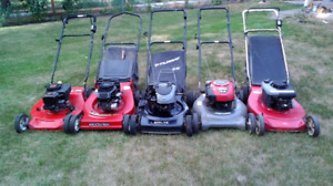 Well Serviced Used Gas Lawnmower for Sale or Trade