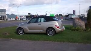 2006 Chrysler PT Cruiser convertible Cabriolet