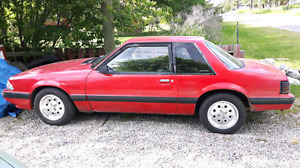 1991 Ford Mustang  2.3L