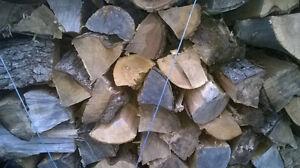bois de chauffage 15 pouces