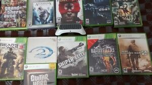 All 11 xbox 360 games