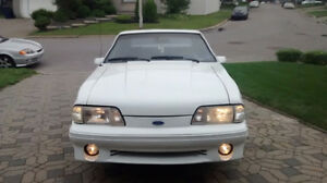 1991 Ford Mustang GT Hatchback