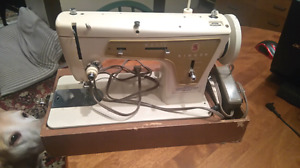 4 sewing machines