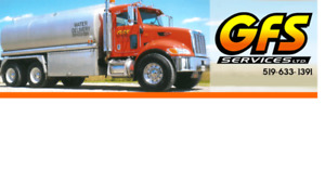 POOL WATER DELIVERY