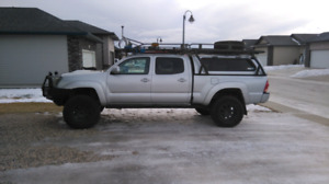Tacoma roof racks cab and bed