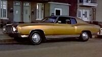 After Mon. Nov.30 Antiqus must be evaluated! '72 Monte $5000