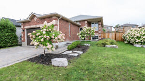 Prime North Barrie Raised Bungalow