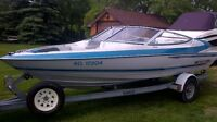 18ft. EXCEL boat with Volvo Pentra Inboard