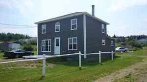 Newfoundland waterfront home for sale