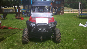 Rzr4 800 2011 robby gordon edition