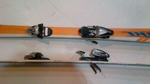 Downhill skis and bindings  147 cm Head XRC Excellent condition Kitchener / Waterloo Kitchener Area image 2