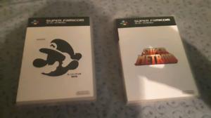 Jeux Snes  Mario Rpg Et Metroid