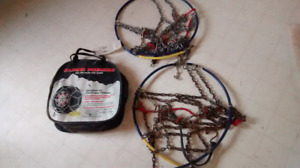 Alpine premier tire chains