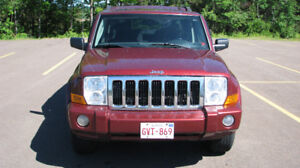 08 Jeep Commander, 3.7  liter ,AWD, consider part or even trade