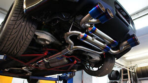Custom Exhaust Repairs - FAST & RELIABLE SERVICES