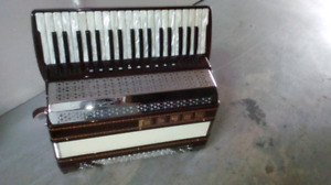 Two accordians for sale