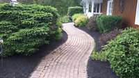 Landscaping  spring & fall  cleaning