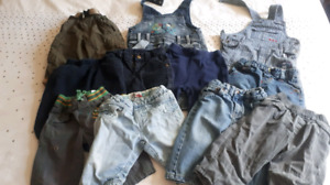Lot de vêtements garçon 12-24 mois