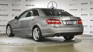 2013 Mercedes-Benz E350 4MATIC Sedan Edmonton Edmonton Area image 2