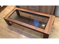 Marks And Spencer's Coffee Table Excellent Condition Harwood VERY GOOD QUALITY FINISH BARGAIN! CHEAP