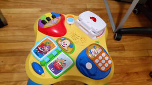 Musical baby toy