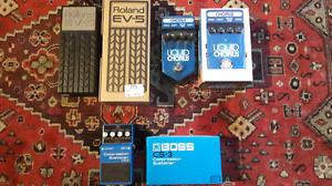 Pedal Sale BOSS CS-3/Roland EV5/V2LC
