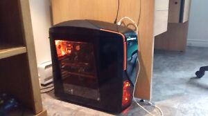 PC de gaming + Écran 24 po LG