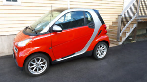 2008 Smart Fortwo Passion.