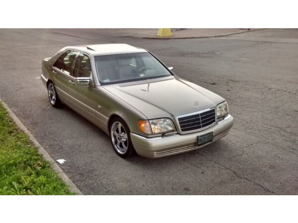 Used 1998 Mercedes-Benz S-Class