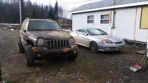 looking for a lit kit for jeep liberty 03 new or used