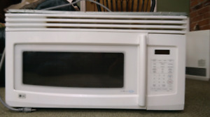 .Over-the-range Microwave