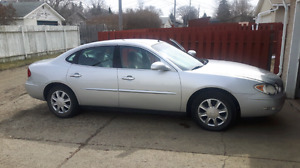2005 buick allure LOW KMS