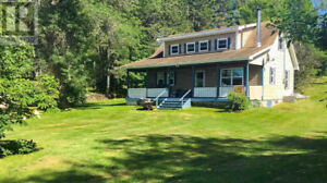 Exceptional Waterfront - 209 French Creek Rd, Lower Montague