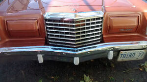 77 Thunderbird for sale (available before snow or early spring)
